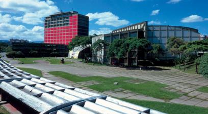 Universidad Central de Venezuela Campus