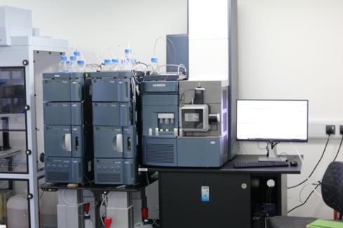 Electrospray mass spectrometry